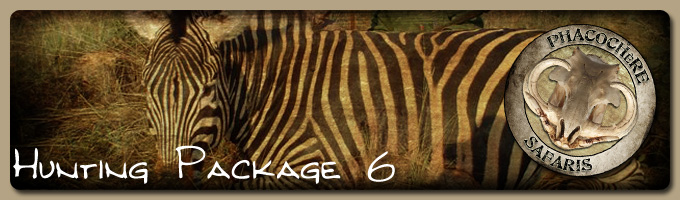 Hunting Package 6